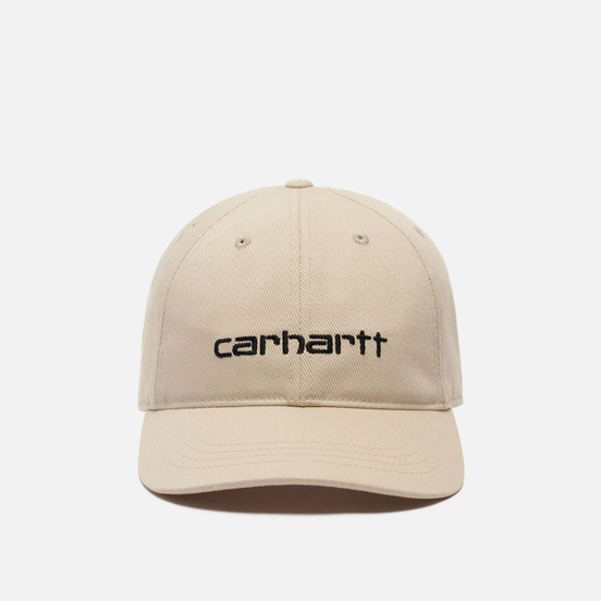 Кепка Carhartt WIP Carter Duck Wall/Black