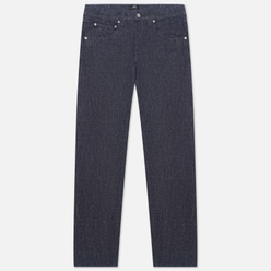 Мужские джинсы Edwin ED-55 CS Yuuki Blue Denim 12.8 Oz Blue Rinsed