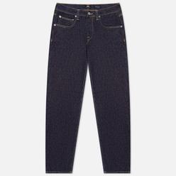 Мужские джинсы Edwin ED-55 CS Yuuki Blue Denim 12.8 Oz Blue Rinsed Contrast
