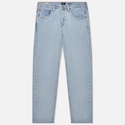 Мужские джинсы Edwin ED-55 CS Yuuki Blue Denim 12.8 Oz Blue Raidon Wash