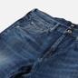 Мужские джинсы Edwin ED-55 CS Yuuki Blue Denim 12.8 Oz Blue Takeo Wash фото - 1