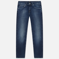 Мужские джинсы Edwin ED-55 CS Yuuki Blue Denim 12.8 Oz Blue Reoki Wash