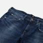 Мужские джинсы Edwin ED-55 CS Yuuki Blue Denim 12.8 Oz Blue Reoki Wash фото - 1