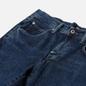 Мужские джинсы Edwin ED-55 CS Yuuki Blue Denim 12.8 Oz Blue Ryota Wash фото - 1