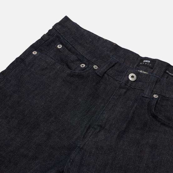 Мужские джинсы Edwin ED-80 CS Yuuki Blue Denim 12.8 Oz Blue Rinsed