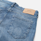 Мужские джинсы Edwin ED-80 CS Yuuki Blue Denim 12.8 Oz Blue Ratsuki Wash фото - 2