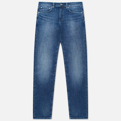 Мужские джинсы Edwin ED-80 CS Yuuki Blue Denim 12.8 Oz Blue Reoki Wash
