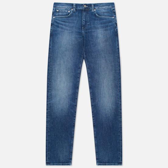 Мужские джинсы Edwin ED-80 CS Yuuki Blue Denim 12.8 Oz Blue Reoki Wash