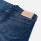 Мужские джинсы Edwin ED-80 CS Yuuki Blue Denim 12.8 Oz Blue Reoki Wash фото - 2
