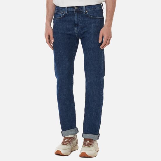 Мужские джинсы Edwin ED-80 CS Yuuki Blue Denim 12.8 Oz Blue Ryota Wash