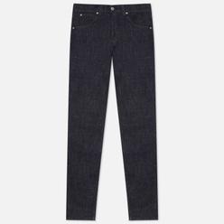Мужские джинсы Edwin ED-85 CS Yuuki Blue Denim 12.8 Oz Blue Rinsed