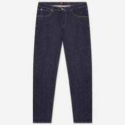Мужские джинсы Edwin ED-85 CS Yuuki Blue Denim 12.8 Oz Blue Rinsed Contrast
