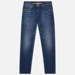Мужские джинсы Edwin ED-85 CS Yuuki Blue Denim 12.8 Oz Blue Robun Wash