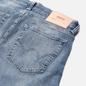 Мужские джинсы Edwin ED-85 CS Yuuki Blue Denim 12.8 Oz Blue Ratsuki Wash фото - 2
