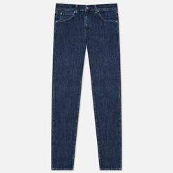 Мужские джинсы Edwin ED-85 CS Yuuki Blue Denim 12.8 Oz Blue Riaki Wash