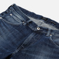 Мужские джинсы Edwin ED-85 CS Yuuki Blue Denim 12.8 Oz Blue Reoki Wash фото - 1