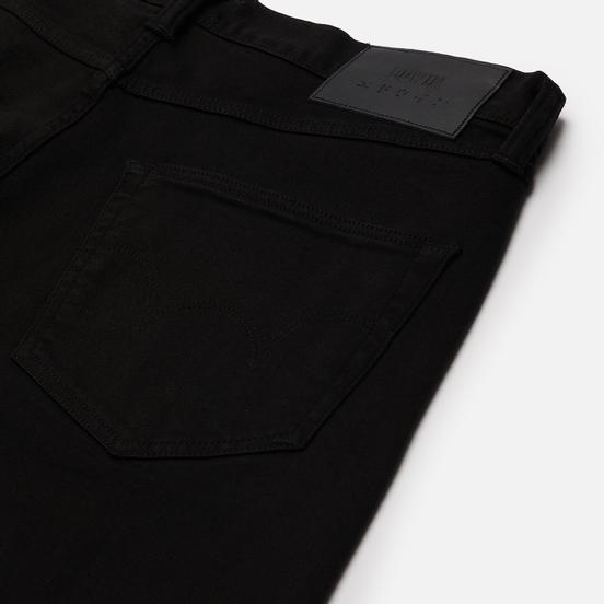 Мужские джинсы Edwin ED-45 CS Ayano Black Denim 11.8 Oz Black Overdyed