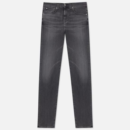 Мужские джинсы Edwin ED-80 CS Ayano Black Denim 11.8 Oz Black Kentaro Wash