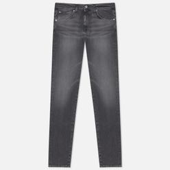 Мужские джинсы Edwin ED-85 CS Ayano Black Denim 11.8 Oz Black Kentaro Wash