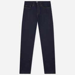 Мужские джинсы Carhartt WIP Pontiac 13.5 Oz Blue Rinsed