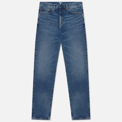 Мужские джинсы Carhartt WIP Pontiac 13.5 Oz Blue Mid Used Wash