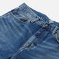 Мужские джинсы Carhartt WIP Pontiac 13.5 Oz Blue Mid Used Wash фото - 1