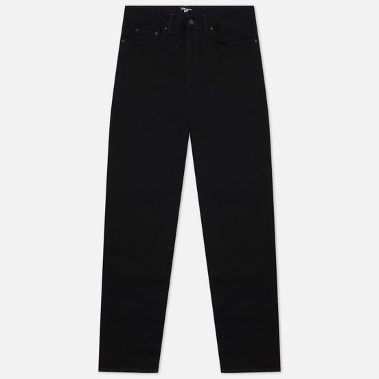 Мужские джинсы Carhartt WIP Pontiac 13.5 Oz Black Rinsed