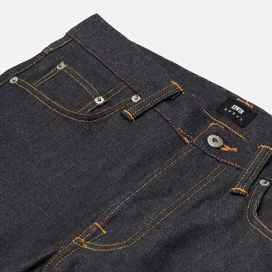 Мужские джинсы Edwin ED-39 Yoshiko Left Hand Denim 12.6 Oz Blue Unwashed