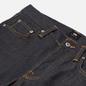 Мужские джинсы Edwin ED-39 Yoshiko Left Hand Denim 12.6 Oz Blue Unwashed фото - 1