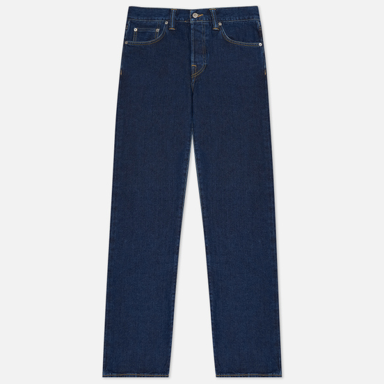 Мужские джинсы Edwin ED-39 Yoshiko Left Hand Denim 12.6 Oz Blue Akira Wash