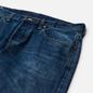 Мужские джинсы Edwin Regular Tapered Dark Pure Indigo Rainbow Selvage 13.5 Oz Blue Mid Dark Used фото - 1
