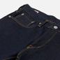 Мужские джинсы Edwin Slim Tapered Kaihara Blue Stretch Denim Green x White Selvage 12.5 Oz Blue Rinsed фото - 1