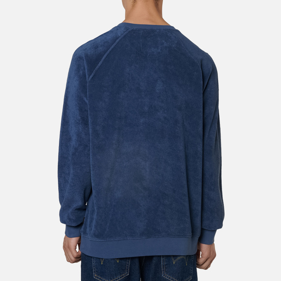 Мужская толстовка Edwin Van Crew Vintage Blue