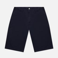 Мужские шорты Edwin Gangis PFD Light Cotton Twill 6.8 Oz Navy Blazer Garment Dyed