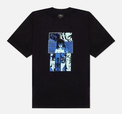 Мужская футболка Edwin x Apollo Thomas High Fantasy Black