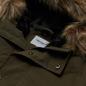 Мужская куртка парка Carhartt WIP Trapper 5.7 Oz Cypress фото - 1