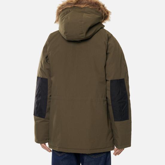 Мужская куртка парка Carhartt WIP Trapper 5.7 Oz Cypress