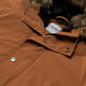 Мужская куртка парка Carhartt WIP Trapper 5.7 Oz Hamilton Brown фото - 1