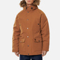 Мужская куртка парка Carhartt WIP Trapper 5.7 Oz Hamilton Brown фото - 2