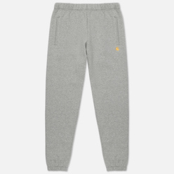Мужские брюки Carhartt WIP Chase Sweat 13 Oz Grey Heather/Gold