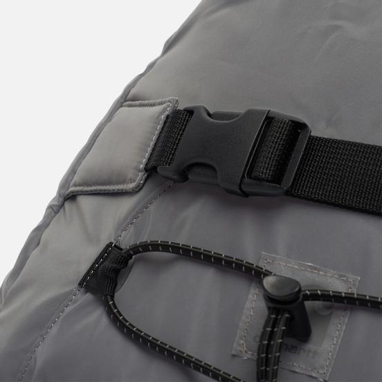Рюкзак Carhartt WIP Flect Kickflip 5.2 Oz Reflective Grey
