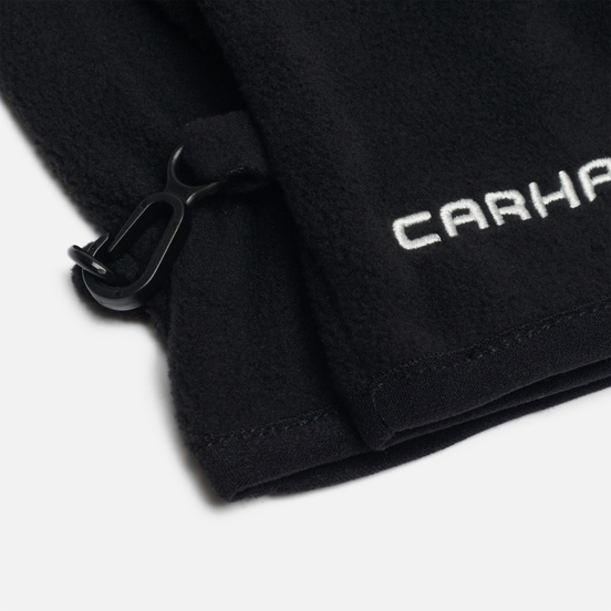Перчатки Carhartt WIP Beaumont Black/Wax