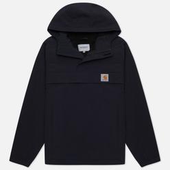 Мужская куртка анорак Carhartt WIP Nimbus 5.3 Oz Black