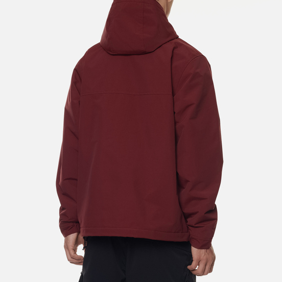 Мужская куртка анорак Carhartt WIP Nimbus 5.3 Oz Bordeaux