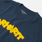 Мужская футболка Carhartt WIP S/S Loony Script Admiral фото - 1
