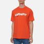 Мужская футболка Carhartt WIP S/S Loony Script Safety Orange фото - 2