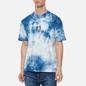 Мужская футболка Edwin Sunrise II Vintage Blue Batik Garment Dyed фото - 2