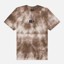 Мужская футболка Edwin Synergy Frost Grey Batik Garment Dyed