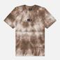 Мужская футболка Edwin Synergy Frost Grey Batik Garment Dyed фото - 0
