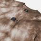 Мужская футболка Edwin Synergy Frost Grey Batik Garment Dyed фото - 1